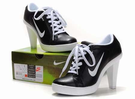 grande vente 3bdd2 021f0 chaussures femme talon,nike dunk a talon,chaussure talon femme